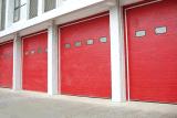 Industriell Tür, Lichtpause-Geschwindigkeit-Tür oben rollen