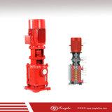 Pompa ad acqua verticale idraulica compatta di lotta antincendio