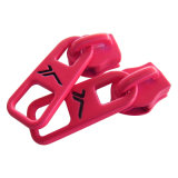 Tutto il PVC Zipper Puller di Size per Sports Garment e Garments Accessories