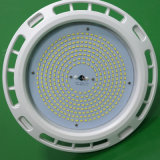 UL Listed 150W Dimmable UFO LED High Bay Lighting、300W HPS/Mh Bulbs Equivalent