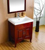 Раковина шкафа тщеты ванной комнаты Cupc керамическая (SN1538-60)