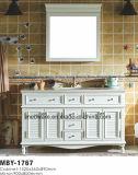 40 pulgadas de tocadores de baño de madera sólida gabinete de la vanidad