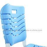 Conjuntos de móveis de escola de plástico Mesa de sala de aula Cadeira de estudantes (K025A + KZ11A)