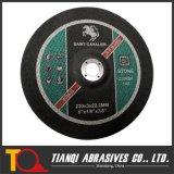 MPa En12413 - Arasive roda, cortando roda para Inox 150X3X22.23