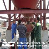 Plâtre de machine de production de poudre de paires/gypse de qualité