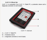 100% 본래 발사 X431 v WiFi/Bluetooth 가득 차있는 시스템 진단 기구 X-431 v 자유롭게 온라인 갱신과 동일한 기능