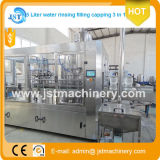 自動5liter Pure Water Making Filling Equipment
