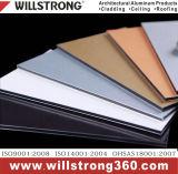 ACP avec la diverse couleur pour la décoration intérieure et extérieure