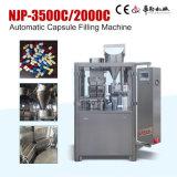 Groot Ce van de Capaciteit verklaarde Automatische Mini het Vullen van de Capsule Machine