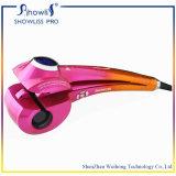 Showliss personifizierte elektrischen Haar-Lockenwickler keramischen Mini-LCD-Haar-Lockenwickler