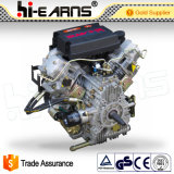 Air-Cooled установленный двигатель дизеля 2 цилиндров 15HP (2V86F)