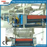 Машинное оборудование отделкой ткани машины установки жары