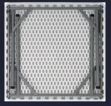 tabela 34X34inch quadrada de dobramento plástica