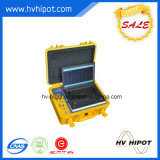 Rivelatore parziale portatile di scarico GDPD-505 per cavo