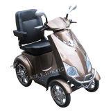 Bicicleta eléctrica de cuatro ruedas para ancianos y personas con discapacidad