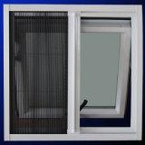 Guichet en aluminium de tente de profil de couleur blanche enduite de poudre de la qualité Kz279 avec l'écran