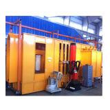 Guardrail ou cerca eletrostática automática da máquina do pulverizador de pó
