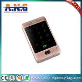 Controle de acesso esperto impermeável da porta RFID do cartão do teclado do metal