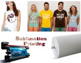 "de 1.8m (70 "") do formato papel de transferência contra onda seco largo do Sublimation rapidamente para a impressora rápida super do Sublimation da DG I de D-Gen/"