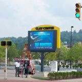 P20 Outdoor Full Color Basketball Video LED Display Billboard