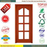 Rosenholz-Art MDF-Holz-Tür
