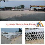 De elektrische Concrete Vorm die van Polen Machine maken