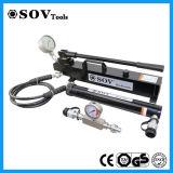 Cylindre hydraulique à simple effet bon marché de 15 tonnes de fournisseur de la Chine (SOV-RC)