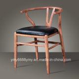 木製の一見低い棒椅子