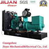 Gerador silencioso Diesel da energia eléctrica 500kw de preço de fábrica da qualidade superior