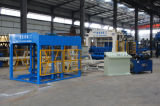 Planta hidráulica da máquina do bloco da capacidade Qt10 elevada