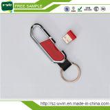 Disco USB USB de couro / pen drive