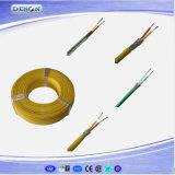 Тип кабель PFA изолированный и обшитый j термопары