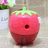 Yk-6031 Lovely Strawberry Portable Sharpener per Kids