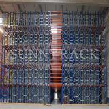 Sistema de aço do assoalho de mezanino do armazenamento do armazém de Q235B