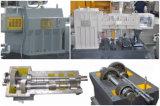 Extrusão do fio da mistura dos PP que recicl o preço das máquinas com linha refrigerar de ar