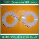Gaxeta transparente do selo do silicone da gaxeta lisa de borracha da alta qualidade de China