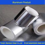 8011 bobina de aluminio H14 de la hoja del doble ceros