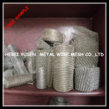 2 * 3mm Hole Stainless Weaved Filtro Líquido Filtro Wire Mesh