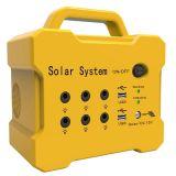mini sistema de energia 15W solar portátil para o uso Home