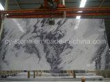 Mármore cinzento da montanha chinesa para a parede e a telha de revestimento