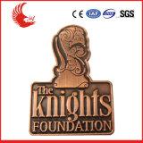 Emblema da liga do zinco da forma/fornecedor novos do emblema