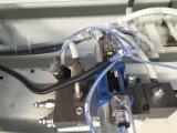 2016 Harsle Brand Machine QC12y Cortador de chapa de metal hidráulico