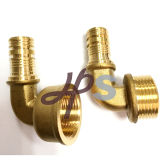 Pex Pipe를 위한 위조 Brass 90 Elbow