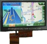 4.3 Индикация TFT LCD с сопротивляющим экраном касания