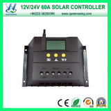 60A 12/24V Solar System Controller LCD Solar Charge Controller (QWP-1460RSL)