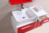Governo di stanza da bagno di plastica moderno del PVC del MDF (B-8040)