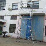 Torres de andaime móveis aprovadas do GV do CE seguro para a decoração