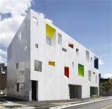 Weißes Color Artistic Aluminum Panel für Facade System
