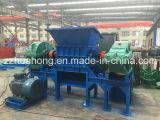 2016 de Dubbele Shell van de Auto van de Band van de Schacht Huahong Machine van het Recycling van de Ontvezelmachine
