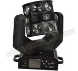 300W 16 PCS RGBW 4 em 1 LED Moving Head Double Flying Light